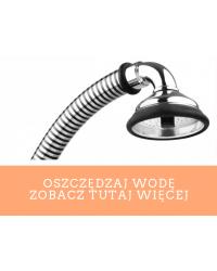 Eco Wellness Regen słuchawka prysznicowa oszczędnościowa 70%