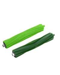 Wałki gumowe zielone -...