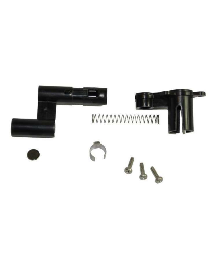 Element mocowania koła przedniego do iRobot Scooba model 450