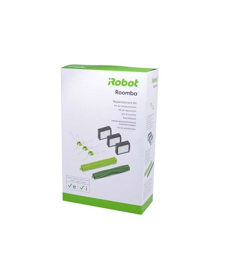 Zestaw akcesoriów wymienny do iRobot Roomba wer. E oraz I - oryg.