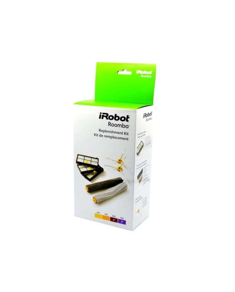 Zestaw wymienny / akcesoria do iRobot Roomba  serii 800/900