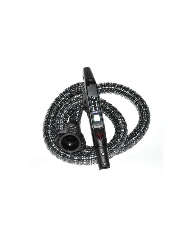 Kompletny wąż elektryczny (z przewodem do podłączenia elektroszczotki) z pilotem do urządzenia Roboclean model SPlus.