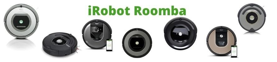 iRobot Roomba - akcesoria i części zamienne - wszystkie modele