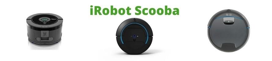 iRobot Scooba - wszystkie modele