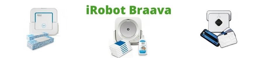iRobot Braava - akcesoria i części zamienne - wszystkie modele