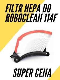 Filtr HEPA do Roboclean 114F